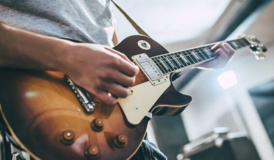 How to Make Your Electric Guitar Sound Acoustic